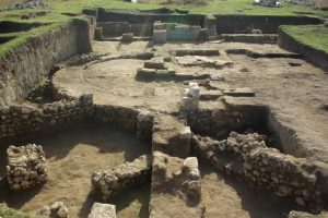 Cetatea Zaldapa, Abrit-Dobrin