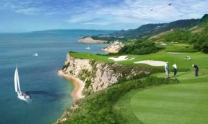 Blacksearama (Golf Club), Balchik