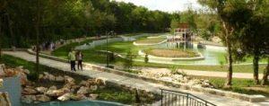 "Parcul Orasenesc ""Sf. Gheorghi"", Dobrich"