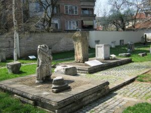 "Expoziția Arheologică ""Lapidarium"", Motana"