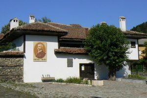 Casa Memorială și Muzeul Ivan Vazov, Berkovitsa