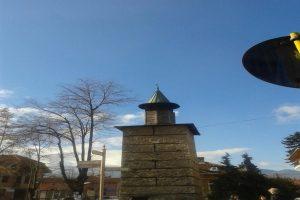 Turnul cu Ceas din Berkovitsa, Berkovitsa