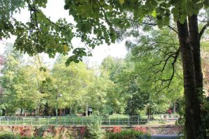 Parcul Varshets, Varshets