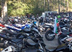 Adunarea Motocicliștilor în Lom, Lom