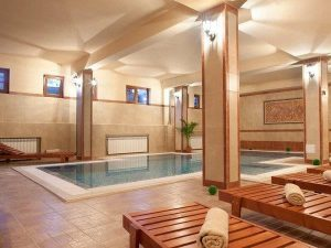 SPA Hotel Sunny Garden, Varshets