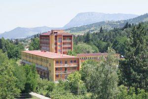 """Специализирана Болница за Рехабилитация """"Св. Мина"""", Вършец"""
