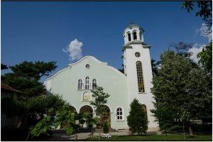 Biserica Sf. Chiril și Metodie, Montana