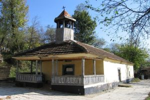"The Medieval Church ""St. Petka"", Draganitsa"