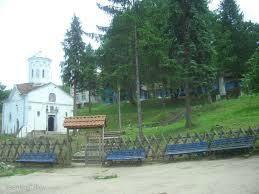 """The """"St. Trinity"""" Monastery, Dobridolski"""