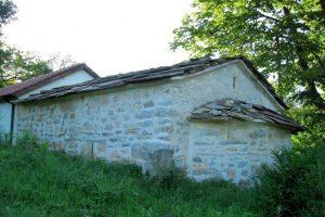 Biserica Medievală Sf Nicolae, Gorna Verenitsa