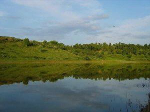 Barajul Lipovets, Lipovets