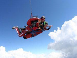 Sărituri cu Parașuta în Tandem, Erden