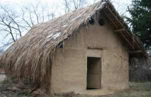 "Outdoor Exposition ""Neolithic House"", Telish"