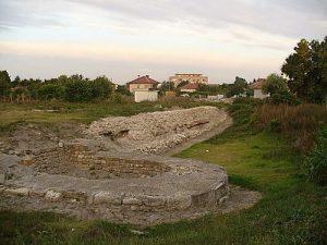 Roman Military Castle Dimum, Belene
