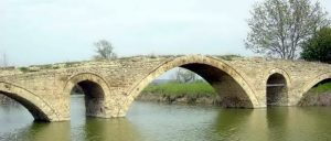Old Roman Stone Bridge, Balgarene