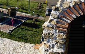 Canalele Antice Garlata, Belene