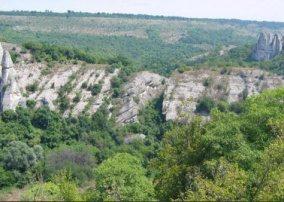 Rock Formation Kamarata, Breste