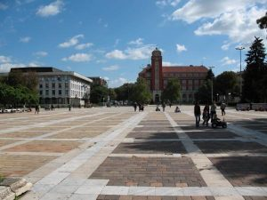 Pleven Central Square, Pleven