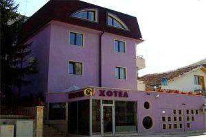 Hotelul Galeria, Pleven