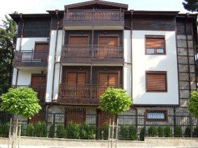 Hotelul Tachev, Cherven Bryag
