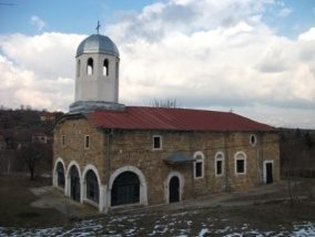 The Church from Stezherovo, Stezherovo