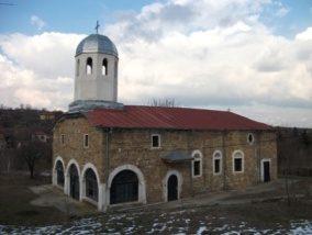 Biserica din Stezherovo, Stezherovo