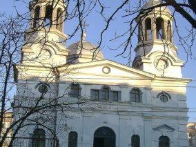 """Храм """"Света Троица"""", Плевен"""