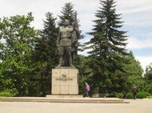 Monumentul Alyosha, Ruse