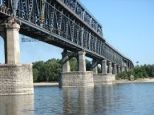 Podul Prieteniei – Podul Dunării, Ruse