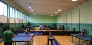 TABLE TENNIS SPORTS CLUB OF DANUBE RUSE