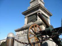Monumentul Libertății, Ruse