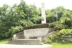 Паметник на Панайот Волов, Бяла