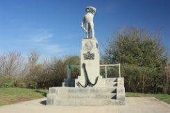 Monumentul Marinarului, Ruse