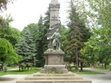 The Monument of those fallen in the bulgarian-serbian war, Ruse
