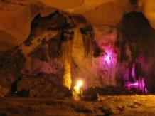 Peștera Orlova Chuka, Dve Mogili