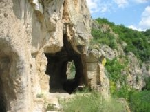 The Cave Monastery from Nisovo