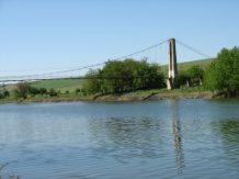 Въжен мост, село Беляново