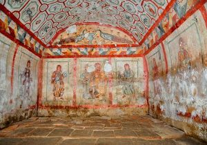 Mormântul Roman, Silistra