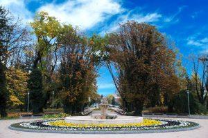 Grădina Dunării, Silistra