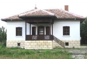 Dobruja house with ethnographic exhibition – Garvan – Garvan