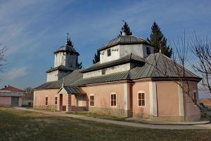 Pokrov Mother of God Russian Church