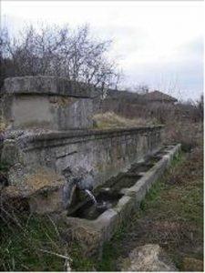 Pelikovo fountain, Dunavets, Tutrakan region