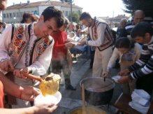 Фестивал на мамалигата в с. Нова Черна
