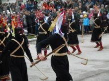 National Festival of Masquerade Games of the Young People in Dobrudja, Varnentsi village, Tutrakan