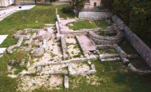 Vila Urbană și Palatul Episcopilor din Durostorum, Silistra