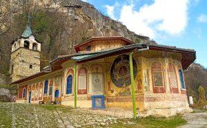 Mânăstirea Schimbarea la Față (Preobrazhenski), Veliko Tărnovo
