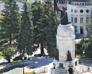 Паметник Майка България, Велико Търново