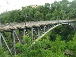 Podul lui Stambolov, Veliko Tărnovo
