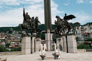 Asenevtsi Monument, Veliko Tarnovo