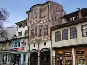 The House with the Monkey, Veliko Tarnovo